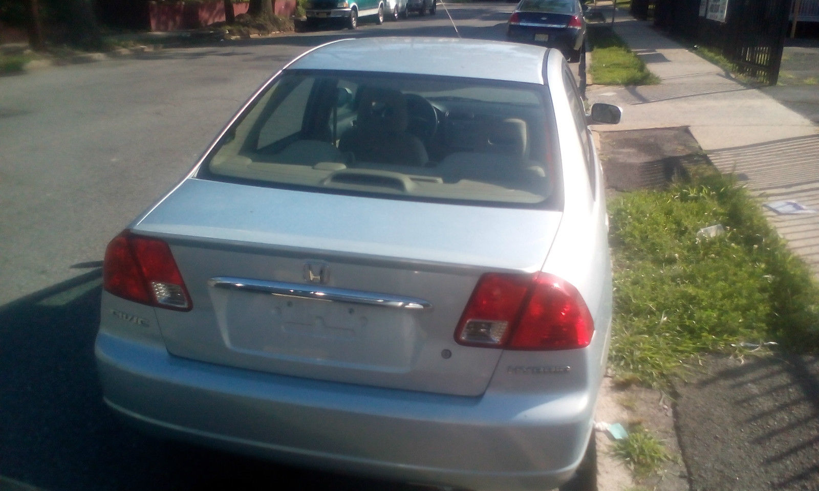 2003 Honda Civic Hybrid Newark Nj 2995